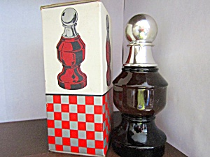Vintage Avon The Pawn Chess Piece Wild Country
