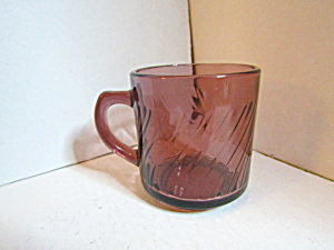 Vintage Mexico Cranberry Coffee Mug
