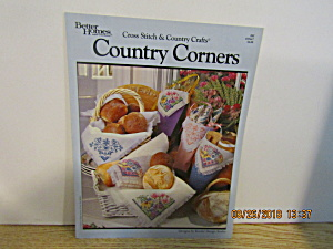 Craftways Crossstitch&country Craft Country Corners #85
