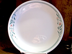 Corelle Rosemarie Luncheon Plate