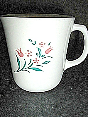 Corelle Rosemarie Coffee Cup