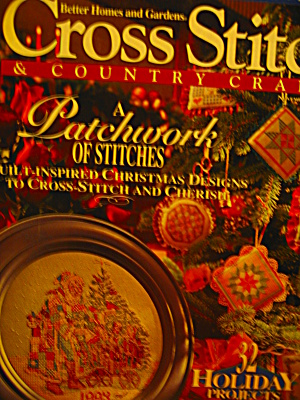 Cross Stitch & Country Crafts Nov/dec 1993