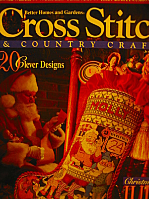 Cross Stitch & Country Craft July/aug 1994