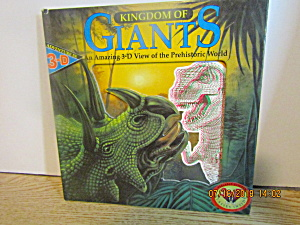 Amazing 3-D Kingdom Of Giants of the Prehistoric World (Image1)