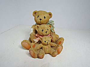 Cherished Teddies Theadore, Samantha And Tyler