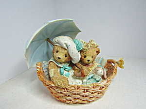 Cherished Teddies Beth And Blossom Friends