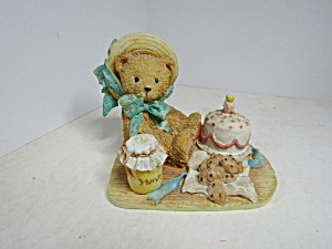 Cherished Teddies Anna Hooray For You