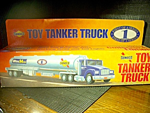 Sunoco Collector's Edition Tanker Truck 1st In Set 1994