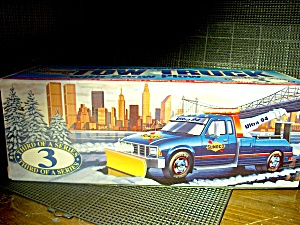 Sunoco Collector's Edition Tow Truck W/snow Plow 1996