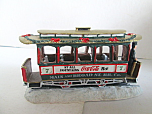 Coca Cola Town Square Collectables Old Number Seven
