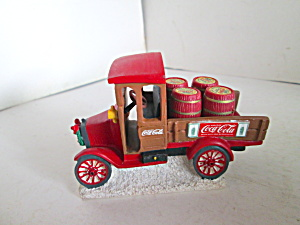 Coca Cola Town Square Collectables Model T Truck