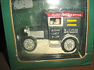 Coca Cola Town Square Collectables W.j. Delivery Truck