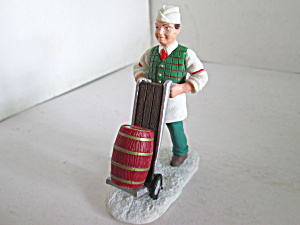 Coca Cola Town Square Collectables The Soda Jerk