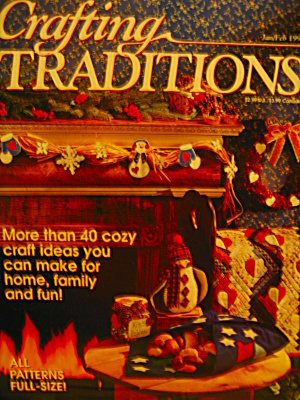 Crafting Traditions Jan/feb 1997