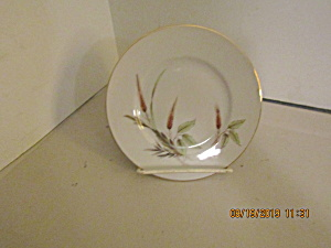 Vintage Victorianbavaria Wheat China Bread&butter Plate