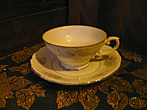 Royal M Concord Cup And Saucer Set