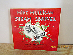 Children's Book Mike Mulligan And His Steam Shovel (Image1)