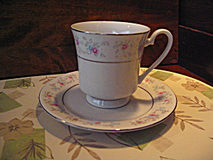 Dynasty China Rapture Cup & Saucer Set