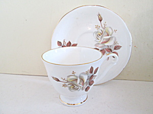 Queen Anne Bone China Small Cup & Saucer Set