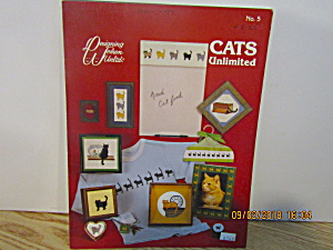 Designing Women Craft Book Cats Unlimited #5