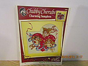Design Original Chubby Cherubs Samplers #1060