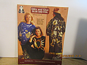 Design Original Glitz & Glue Glue And Foil #2154