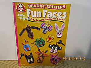 Design Original Beadin' Critters Fun Faces #1119