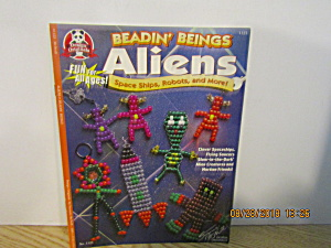 Design Original Beadin' Beings Aliens #1123