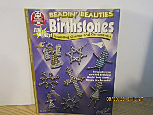 Design Original Beadin' Beauties Birthstones #1125