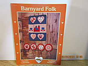 Design Original Country Collection Barnyard Folk #101