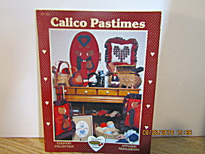 Design Original Country Collection Calico Pastimes #102
