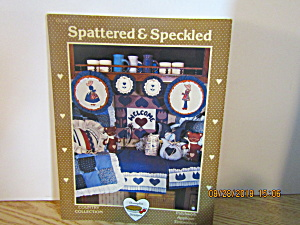 Design Orig Country Collection Spattered &speckled #106