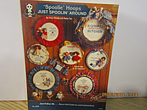 Designs Spoolie Hoops Just Spoolin'around #2222