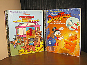 Duck Tales & Chip And Dale Rescue Rangers