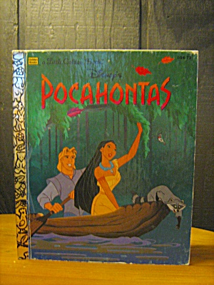 A Little Golden Book Pocahontas