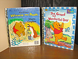 Winnie The Pooh Meets Gopher & The Grand And Wonderful