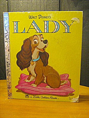 A Little Golden Book Lady