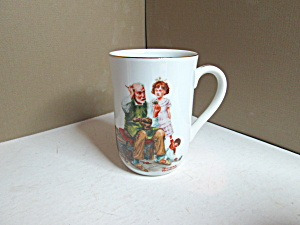 Norman Rockwell Classic Mug The Cobbler