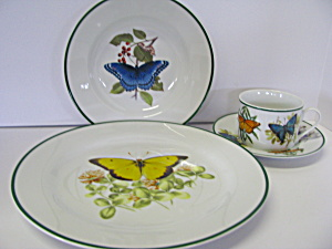 National Wildlife Federation Dinnerware Set 2