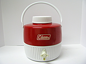 Coleman 1 Gallon Water Jug Cooler With 1 Spout