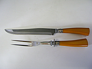 Vintage Washington Forge Knife & Fork Sets