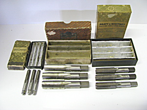 vtg 1940 50s simmons furniture metal medical. Vintage Pratt \u0026 Whitney Cutting Tools And Gages Sets Vtg 1940 50s Simmons Furniture Metal Medical