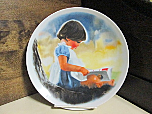 Donald Zolan's By Myself Plate