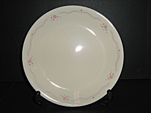Vintage Corelle English Breakfast Luncheon Plate