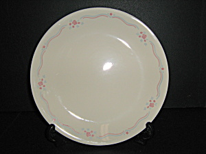 Vintage Corelle English Breakfast Dinner Plate