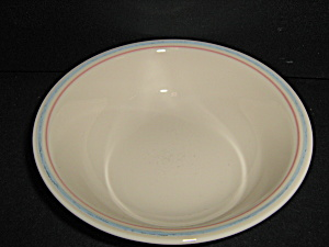 Vintage Corelle English Breakfast Cereal Bowl