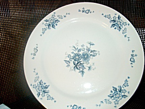 Karen Hara Fine China Dinner Plate