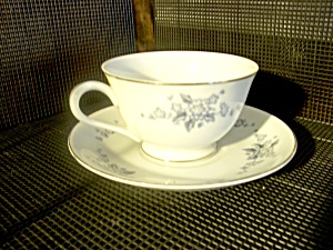 Hara Fine China Karen Cup And Saucer Set