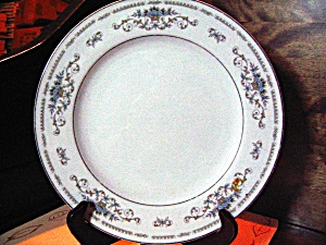 Vintage Fine China Of Japan Diane Dinner Plate