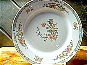 Fairfield Fine China Serenade Luncheon Plate